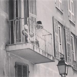 Nizza - Rue de la Préfecture