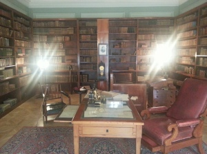 Lo studio di Puskin
